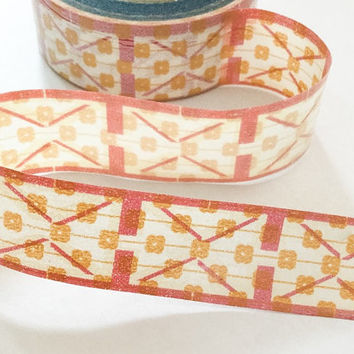 Sticky Washi Tape | Japan Adhesive Tape | Decorative Masking Tape | Scrapbooking Tools Favor Stationery | Square 10m L10