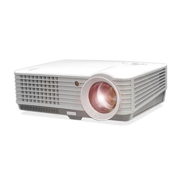 PyleHome Widescreen LED Projector with up to 140-Inch Viewing Screen, Built-In Speakers, USB Flash Reader & Supports 1080p