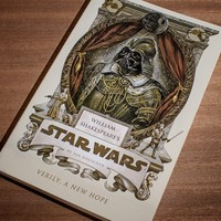 William Shakespeare's Star Wars at Firebox.com
