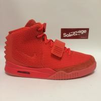 SoleStage - air yeezy 2 sp : red/red