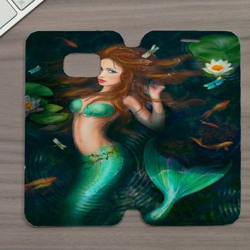 Phone Cover Case suitable for Samsung S6 Gothic Mermaid Dream
