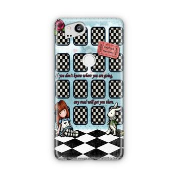 Alice And Wonderland Party Google Pixel 3 XL Case | Casefantasy