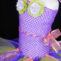 Mermaid Halloween Costume Tutu Size 0-24M