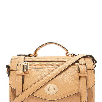 Faux Leather Crossbody | Forever 21 - 1000171700