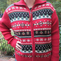Weastern sweater, tacky sweater, tacky christmas sweater, tacky holiday, tacky holiday sweater, tacky sweater party, ugly sweater, chrismtas