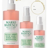 Mario Badescu Facial Spray with Aloe, Herbs & Rosewater Trio | Nordstrom