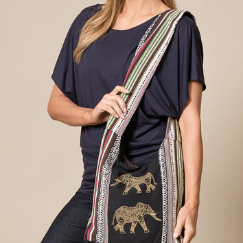 Tibetan Gheri Shoulder Bag