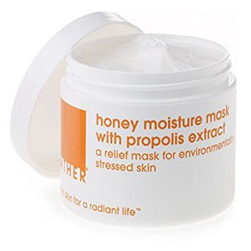 LATHER Honey Moisture Face Mask with Propolis Extract 4 oz