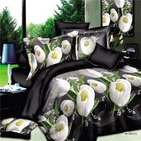 Home Textile 2016  HOT 3d Bedding Sets Bed Cover Bed Linen Bed Sheet Pillow Case Double Bed  Marilyn Monroe