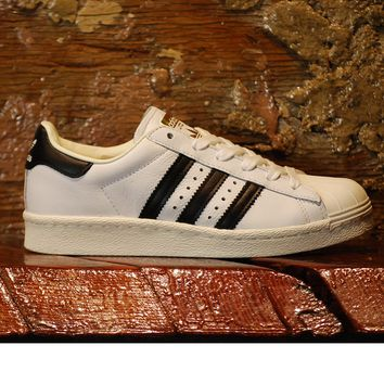 Adidas Superstar Boost BB0188 - White/Black/Gold