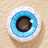 Eyeball Inner Tube Pool Float | Urban Outfitters