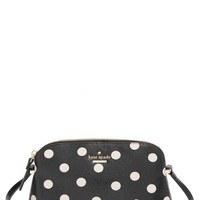 kate spade new york 'cedar street - dot mandy' crossbody bag - Black