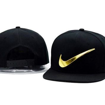 Nike Women Men Embroidery Baseball Cap Sport Hat Sunhat Cap-5
