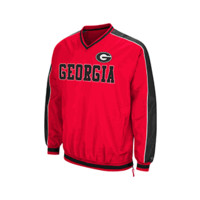 UGA Colosseum Attack Line Windbreaker