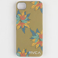 Rvca Iphone 5 Case Moss One Size For Women 23722652501
