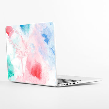 watercolors Laptop Skin