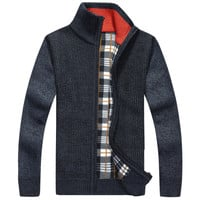 Men's Winter Fashion Warm Cardigan