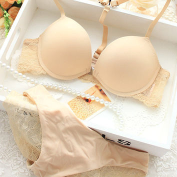 Sexy Elegant Bra and Panty Set