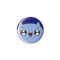 Cartoon Hangover Bravest Warriors Catbug Big Eyes Pin