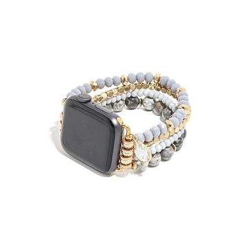Ina Apple Watch Beaded Band 38mm