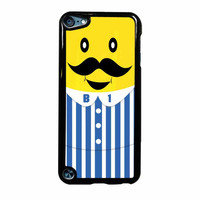 Bananas iPhone Banana Mustache iPod Touch 5th Generation Case