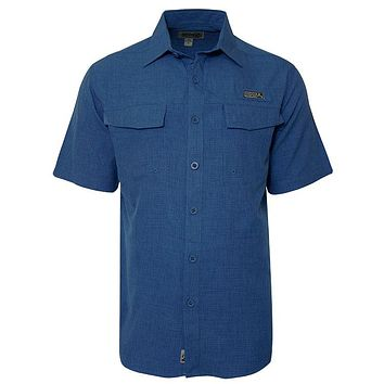 Men's Iztapa S/S UV Vented Fishing Shirt