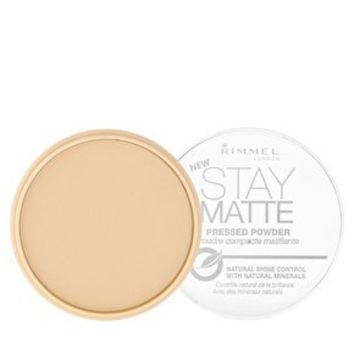 Rimmel London Stay Matte Pressed Powder at asos.com