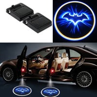 BATMAN 2 Wireless LED Light Laser Projection