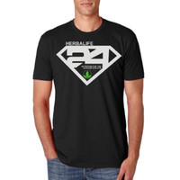 Herbalife Superman Logo