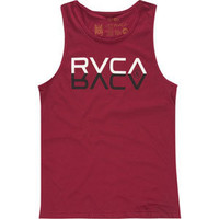RVCA Reflections Mens Tank 199586327 | Tanks | Tillys.com