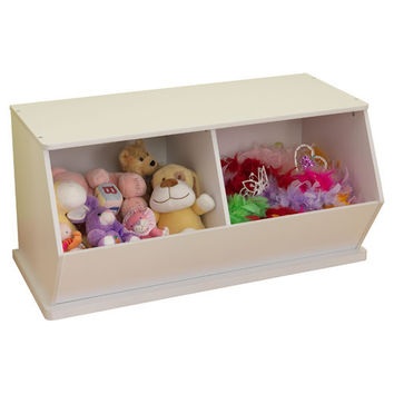KidKraft Double Storage Unit
