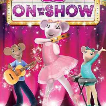 Angelina Ballerina-On With The Show (Dvd) (Ws/Eng/Fren/Span/2.0 Dol Dig)