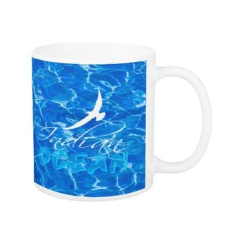 Indian Ocean Coffee Mug