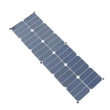 Elfeland SP-13 40W 18V Flexible Mono Solar Panel For Camping Boat Caravans Battery Charger