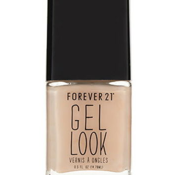 Neutral Gel Look Nail Polish