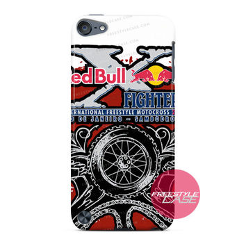 Red Bull Fighters-International Freestyle Motocross iPod Case Cover