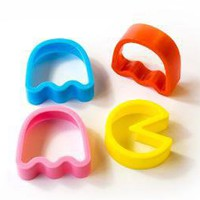 Pac Man Cookie Cutters | Design | Gear