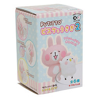 Kitan Club Putitto Pisuke And Usagi Series 2 Blind Box Figure