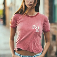 NADINE USA 1984 TOP