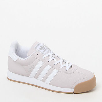 adidas Women's Pastel Purple Samoa Sneakers at PacSun.com