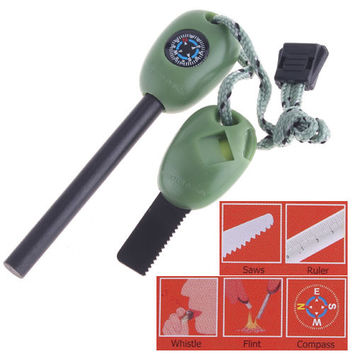 Multifunction Fire Starter