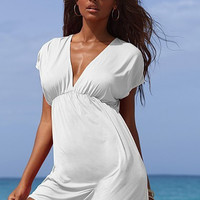 Smock Swimsuit Cover up