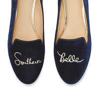 Southern Belle Novelty Smoking Slipper | Shoes | New Arrivals | Categories | C. Wonder