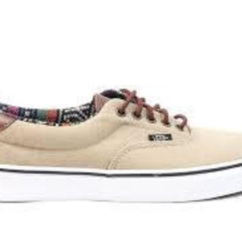 Vans K Era 59(C&L)Coriander/Rumba Red