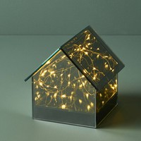 Lit-From-Within Decorative House
