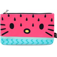 Hello Kitty Watermelon Pencil Case by Loungefly