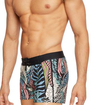 Jungle Batik Swim Trunk