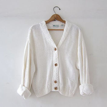 Shop Cropped Cardigan Sweater on Wanelo