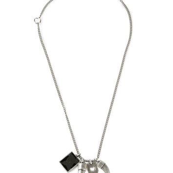 Maison Martin Margiela charm necklace