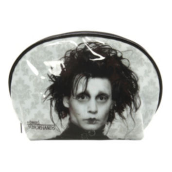 Edward Scissorhands Cosmetic Bag